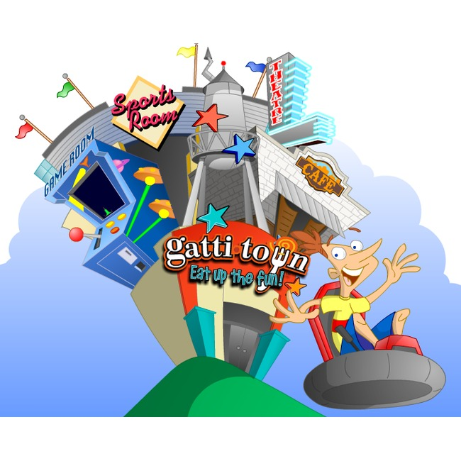 Fabulous Gatti Town Pizza Buffet Games Download Free Architecture Designs Intelgarnamadebymaigaardcom