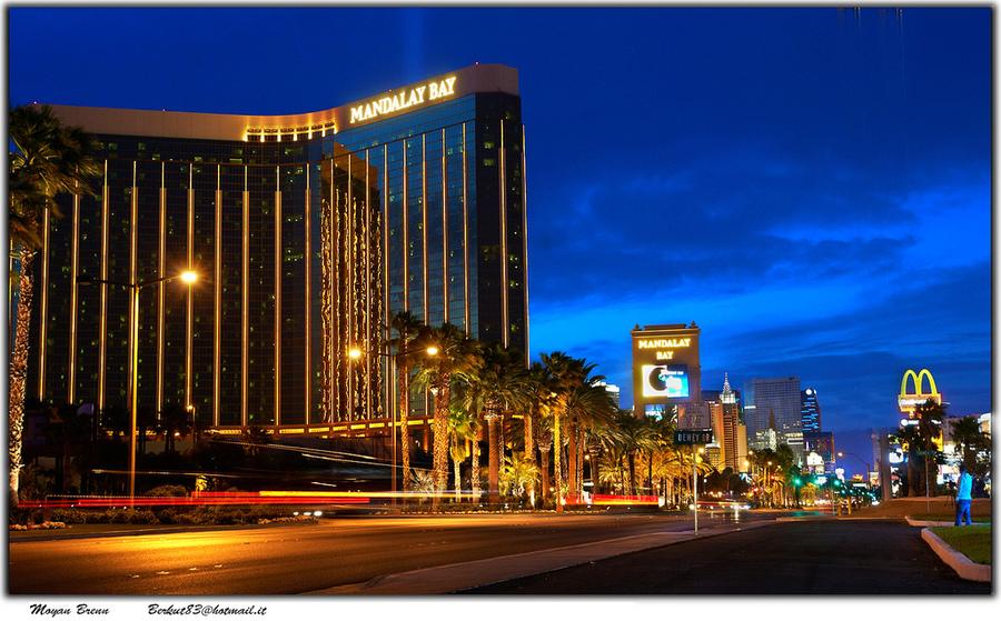 Mandalay Bay Las Vegas Strip