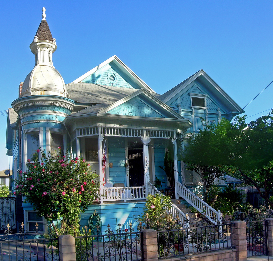 Victorian house san jose california for Houses with basements in california