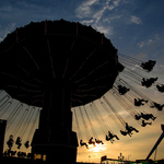 Amusement Park, Raleigh, North Carolina