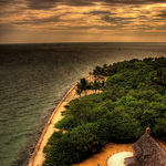 Cape Of Florida Lighthouse, Key Biscayne