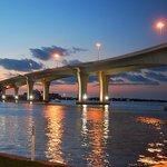 Clearwater Memorial Causeway, Tampa, Florida