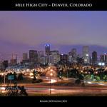 High Mile City Denver Colorado