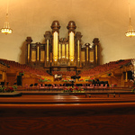 Inside Salt Lake Tabernacle