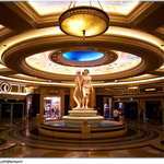 Las Vegas Caesar's Palace Indoors