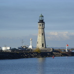 Lighthouse In Buffalo New York
