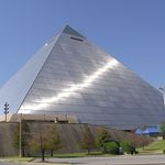 Memphis Tennessee Pyramid