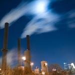 Midnight At The Steam Plant, Minneapolis Minnesota