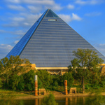 Pyramid In Memphis Tennessee