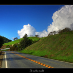 Road near San Jose California
