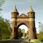 Sailors Memorial Arch, Hartford Ct