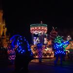 SpectroMagic Parade, Magic Kingdom, Orlando Florida