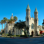 St Marys Cathedral Basilica, Houston Tx