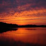 Sunset - Lynnhaven Inlet, Virginia Beach Va