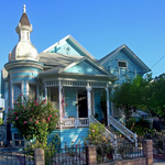 Victorian House, San Jose, California