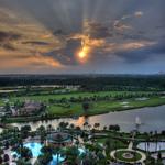 View Of The Resort - Orlando Florida