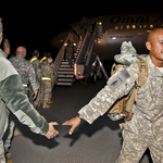 Welcome Home - Us Army