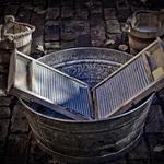 Old Fashion Wash Tub