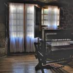 Old Knitting Machine
