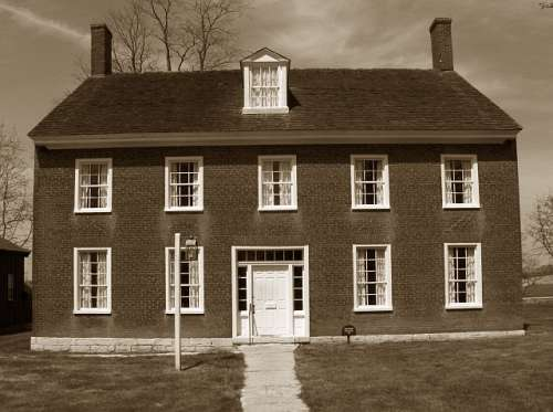 The First Shaker Village – Albany, New York - Atlas Obscura