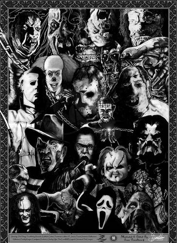 Ultimate horror movie poster