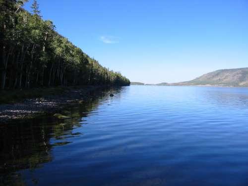 Fish lake utah for Fish lake utah