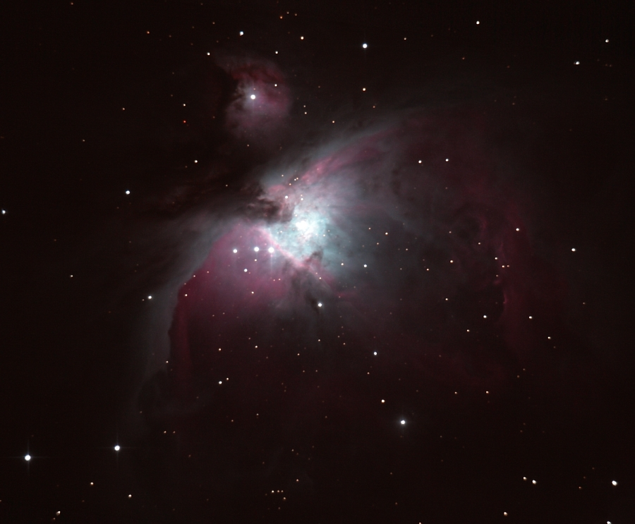 how big is orion nebula - photo #7