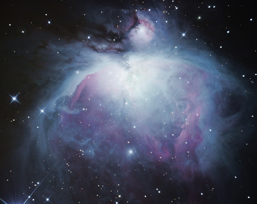 Great Orion Nebula - Pics about space
