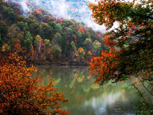 http://www.thelensflare.com/large/autumnlakestreescolorfulfall_4887.jpg