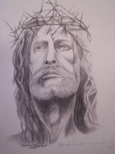 Jesus - copyright owned by hraymond