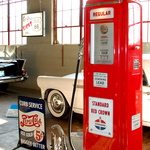 7.25 Old Time Gas Station