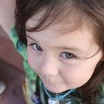 A twinkle in her eye