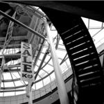 Mall Ceiling, Brussels, Belgium