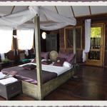 Accommodation Semi-Floating Lodge