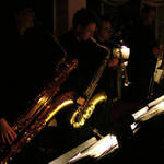 Brass Section in the Dark