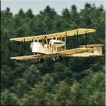 Vickers Vimy Biplane