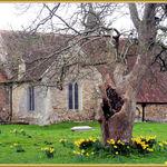 All Saints, Newchurch