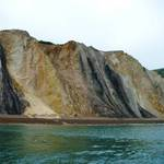 Sand Cliffs, Alum Bay