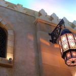 Old Window & Light Source