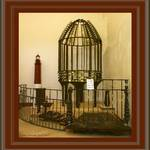Original Fresnel Lens from the first Cape Hatteras Light Station