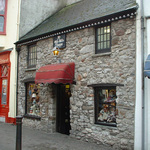 Welsh stone shop