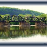 Railroad Bridge over the Susquehanna