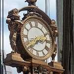 Meet Me Under Kaufmann's Clock