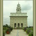Mormon Tabernacle in Nauvoo, IL