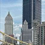 Downtown Pittsburgh Architeceture