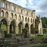 Rievauix Abbey Yorkshire UK
