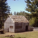Sheep Byre at Ft Michilimackinac