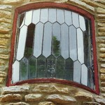 Window Detail in Metamora Indiana