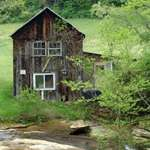 Old House on Creek