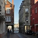 Back street in Arras, France